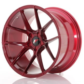 Japan Racing Wheels - JR-30 Plat Red (19x11 inch)