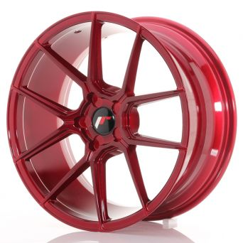 Japan Racing Wheels - JR-30 Plat Red (19x8.5 inch)