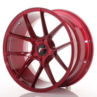Japan Racing Wheels - JR-30 Plat Red (19x9.5 inch)