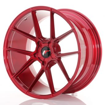 Japan Racing Wheels - JR-30 Plat Red (20x10 inch)