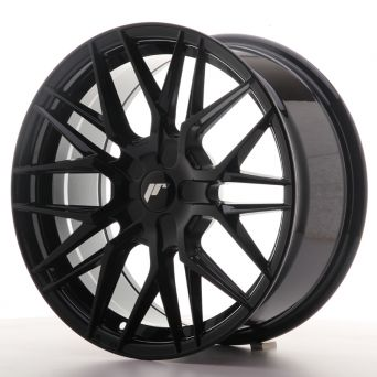 Japan Racing Wheels - JR-28 Glossy Black (17x8 inch)