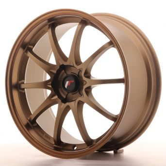 Japan Racing Wheels - JR-5 Dark Anodize Bronze (19x8.5 inch)