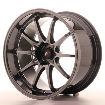 Japan Racing Wheels - JR-5 Hyper Black (19x10.5 inch)
