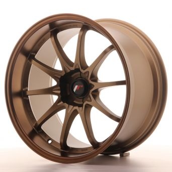 Japan Racing Wheels - JR-5 Dark Anodize Bronze (19x10.5 inch)