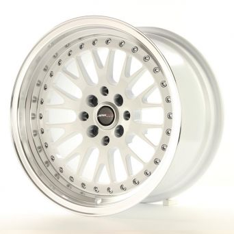 Season Sale - Japan Racing Wheels - JR-10 White (16x9 inch)
