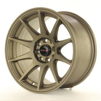 Japan Racing Wheels - JR-11 Bronze (15 inch)