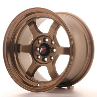 Japan Racing Wheels - JR-12 Anodized Bronze (15 inch)