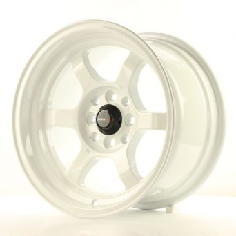 Japan Racing Wheels - JR-12 White Full Painted (15 inch)
