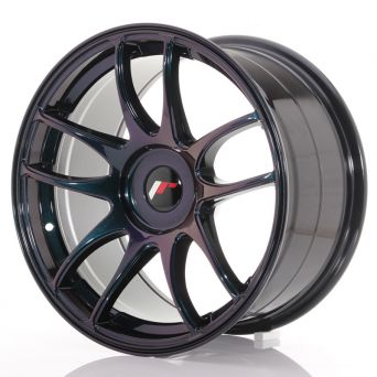 Japan Racing Wheels - JR-29 Magic Purple (17x9 inch)