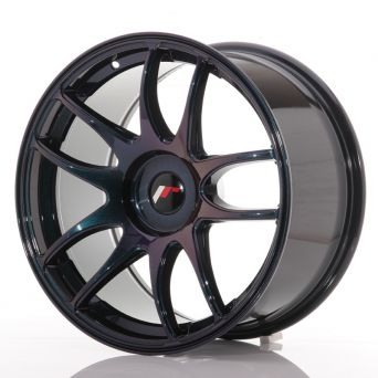 Japan Racing Wheels - JR-29 Magic Purple (18x9.5 inch)