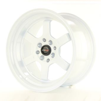 Japan Racing Wheels - JR-12 White Full Painted (16 inch)