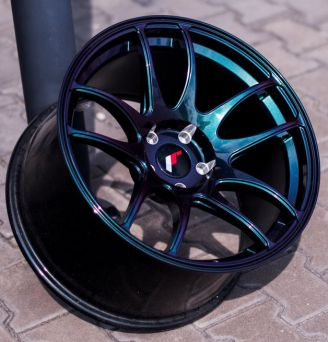 Japan Racing Wheels - JR-29 Magic Purple (19x11 inch)