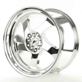 Japan Racing Wheels - JR-15 Chrome (18x9.5 inch - 5x114.3 ET 40)
