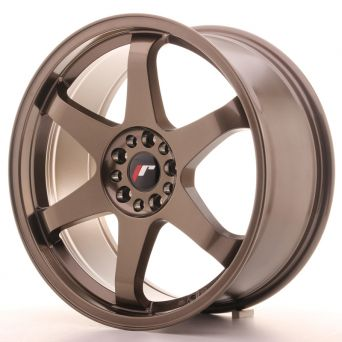 Japan Racing Wheels - JR-3 Bronze (19x8.5 Zoll - 5x112/114.3 ET 35)