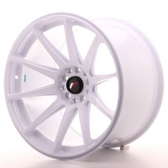 Japan Racing Wheels - JR-11 White (19x11 inch - 5x114.3/120 ET 25)