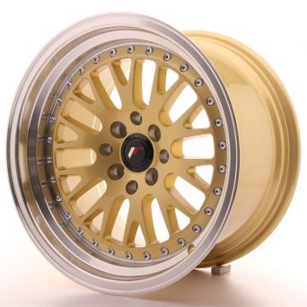 Japan Racing Wheels - JR-10 inch (16x7 Zoll - 4x100/108 ET 30)