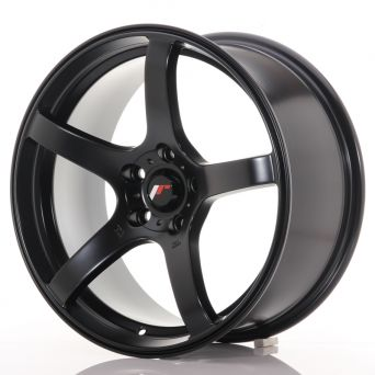 Japan Racing Wheels - JR-32 Matt Black (18x8.5 inch)
