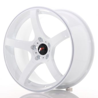 Japan Racing Wheels - JR-32 White (18x8.5 inch)