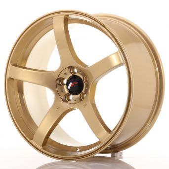 Japan Racing Wheels - JR-32 Gold (18x8.5 inch)