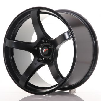 Japan Racing Wheels - JR-32 Matt Black (18x9.5 inch)