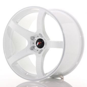 Japan Racing Wheels - JR-32 White (18x9.5 inch)