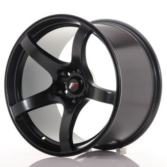 Japan Racing Wheels - JR-32 Matt Black (18x10.5 inch)