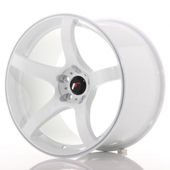 Japan Racing Wheels - JR-32 White (18x10.5 inch)