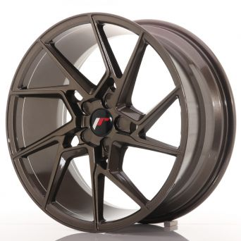 Japan Racing Wheels - JR-33 Bronze (19x8.5 inch)