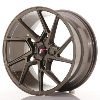 Japan Racing Wheels - JR-33 Bronze (19x9.5 inch)
