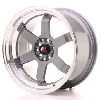 Japan Racing Wheels - JR-12 Gun Metal (17 inch)