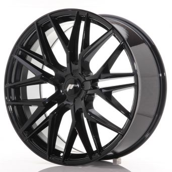 Japan Racing Wheels - JR-28 Glossy Black (21x9 inch)