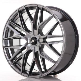 Japan Racing Wheels - JR-28 Hyper Black (22x9 inch)