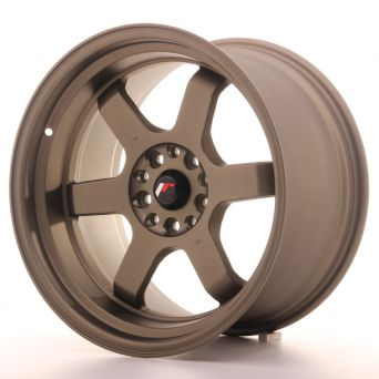 Japan Racing Wheels - JR-12 Bronze (18x10 inch)