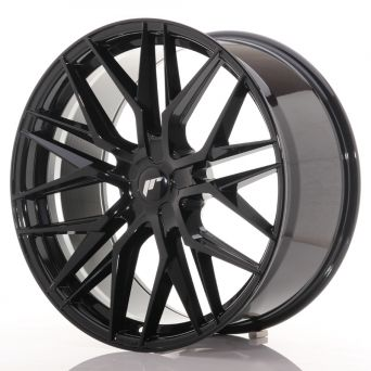Japan Racing Wheels - JR-28 Glossy Black (22x10.5 inch)