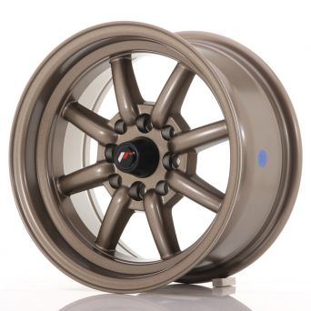 Japan Racing Wheels - JR-19 Matt Bronze (14x7 inch)