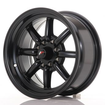 Japan Racing Wheels - JR-19 Matt Black (14x7 inch)