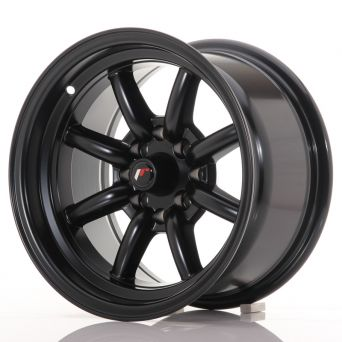 Japan Racing Wheels - JR-19 Matt Black (14x8 inch)