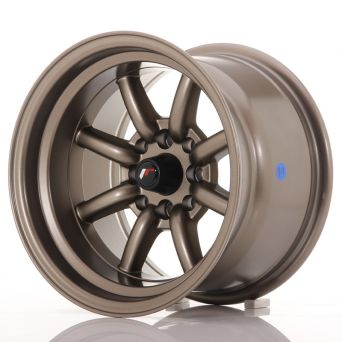 Japan Racing Wheels - JR-19 Matt Bronze (14x9 inch)