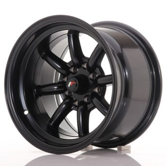 Japan Racing Wheels - JR-19 Matt Black (14x9 inch)