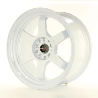 Japan Racing Wheels - JR-12 White Full painted (18x9 inch)