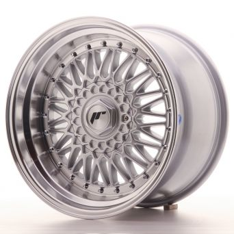 Japan Racing Wheels - JR-9 Silver + S (17x8.5 Zoll)
