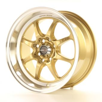 Japan Racing Wheels - TF-2 Gold (15 inch)