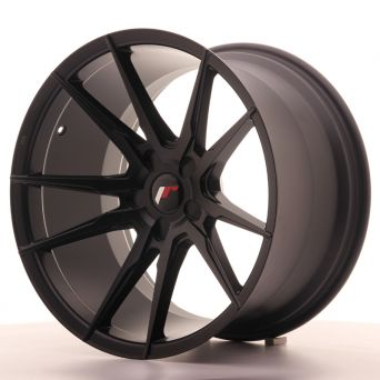 Japan Racing Wheels - JR-21 Matt Black (19x11 inch)