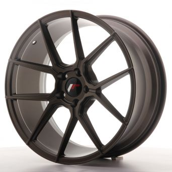 Japan Racing Wheels - JR-30 Matt Bronze (19x8.5 inch)