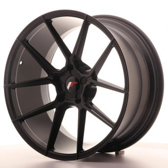 Japan Racing Wheels - JR-30 Matt Black (20x10 Zoll)