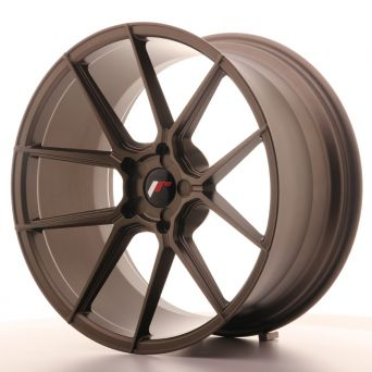Japan Racing Wheels - JR-30 Matt Bronze (20x10 Zoll)