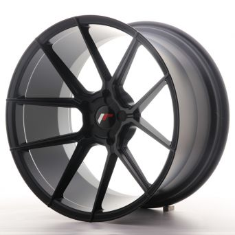 Japan Racing Wheels - JR-30 Matt Black (20x11 Zoll)