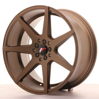 Japan Racing Wheels - JR-20 Matt Bronze (19x9.5 inch - 5x100/120 ET 35)
