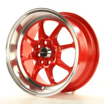 Japan Racing Wheels - TF-2 Red (15 inch)