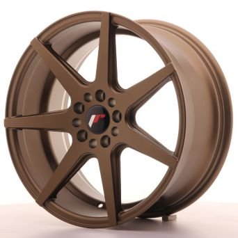 Sesaon Sale - Japan Racing Wheels - JR-20 Matt Bronze (18x8.5 inch)